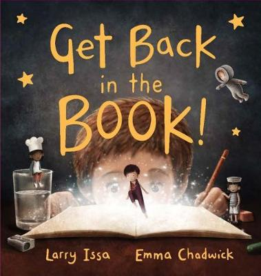Get Back in the Book! (Hardback)