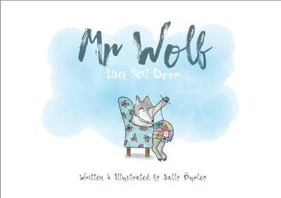 Mr Wof Lives Next Door (Paperback)