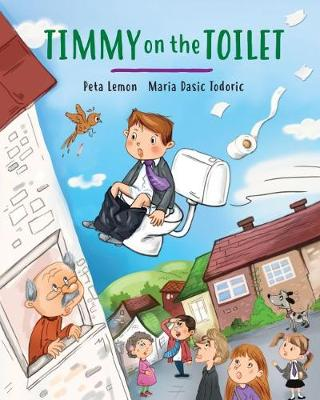 Timmy on the Toilet (Paperback)