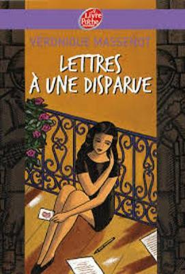 Lettres a une disparue (Paperback)