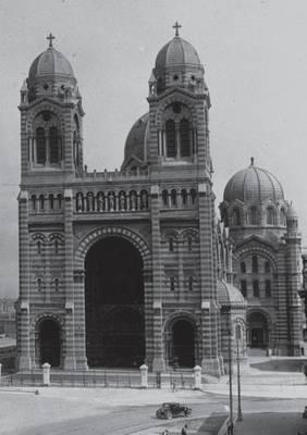 Carnet Blanc, Marseille Cath�drale de la Major - Bnf Monuments (Paperback)