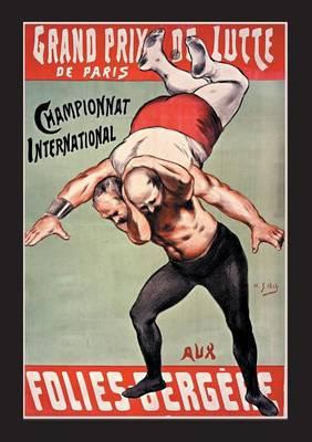 Carnet Blanc, Lutte - Bnf Sports (Paperback)
