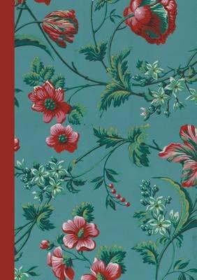 Carnet Blanc, Motif Fleurs, Papier Peint 18e - Bnf Papiers Peints (Paperback)