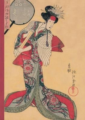 Carnet Blanc, Estampe Femme � l'�ventail, Japon 19e - Bnf Estampes (Paperback)