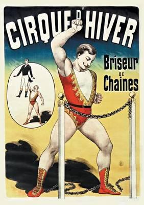 Carnet Blanc, Affiche Cirque d'Hiver - Bnf Affiches (Paperback)