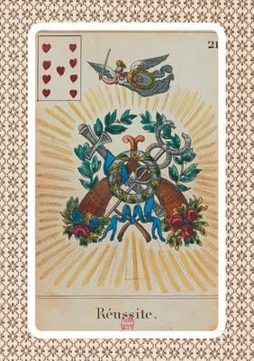 Carnet Blanc, Cartomancie, R�ussite, 18e Si�cle - Bnf Cartes a Jouer (Paperback)