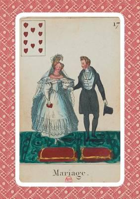 Carnet Blanc, Cartomancie, Mariage, 18e Si�cle - Bnf Cartes a Jouer (Paperback)