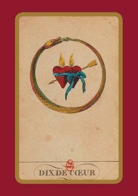 Carnet Blanc, Cartomancie, Dix de Coeur, 18e Si�cle - Bnf Cartes a Jouer (Paperback)