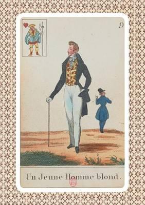 Carnet Blanc, Cartomancie, Homme Blond, 18e Si�cle - Bnf Cartes a Jouer (Paperback)