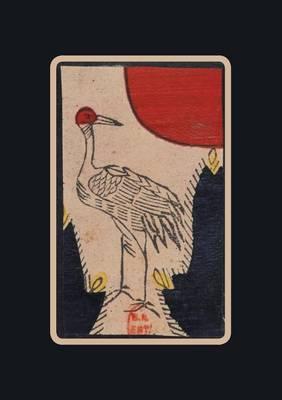 Carnet Blanc, Carte � Jouer, H�ron, Japon 19e - Bnf Cartes a Jouer (Paperback)