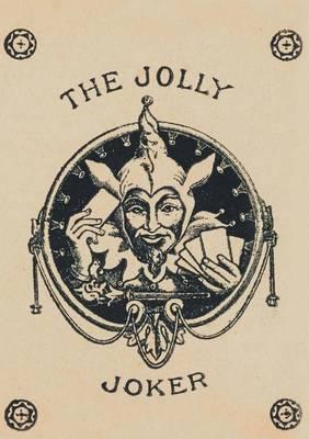 Carnet Blanc, Carte � Jouer, Joker - Bnf Cartes a Jouer (Paperback)