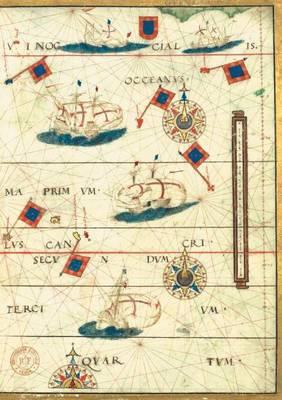 Carnet Blanc, Atlas Nautique Du Monde Miller 2, 1519 - Bnf Cartes/Plans (Paperback)