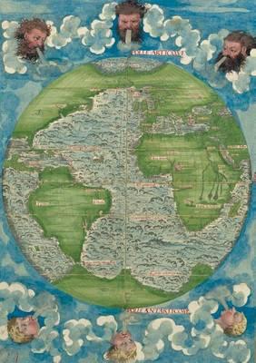 Carnet Blanc, Cosmographie Universelle, 1555 - Bnf Cartes/Plans (Paperback)