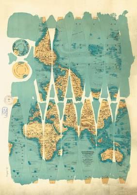 Carnet Blanc, Globe Astronomique, Jourdan, 1890 - Bnf Cartes/Plans (Paperback)