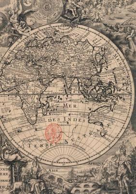 Carnet Blanc, Carte G�n�rale Du Monde, 1741 - Bnf Cartes/Plans (Paperback)