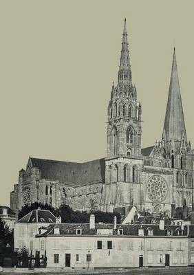 Carnet Blanc, Cath�drale de Chartres - Bnf Monuments (Paperback)