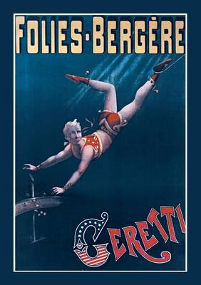 Carnet Lign� Folies-Berg�re. Ceretti - Bnf Affiches (Paperback)