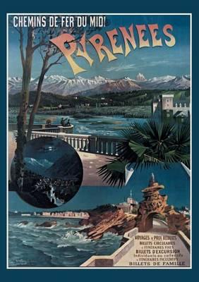 Carnet Lign� Route Des Pyr�n�es - Bnf Monuments (Paperback)
