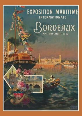 Carnet Blanc Ligue Maritime Bordeaux - Bnf Monuments (Paperback)