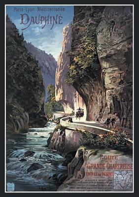 Carnet Lign� Paris-Lyon, Dauphin� - Bnf Monuments (Paperback)