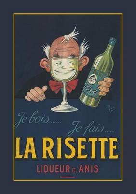 Carnet Lign� La Risette - Bnf Affiches (Paperback)