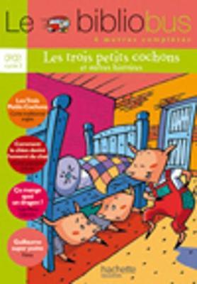 Le bibliobus: CP/CE1 Livre de l'eleve (Trois petits cochons) (Paperback)
