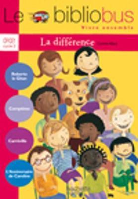Le bibliobus: CP/CE1 Livre de l'eleve (La difference) (Paperback)