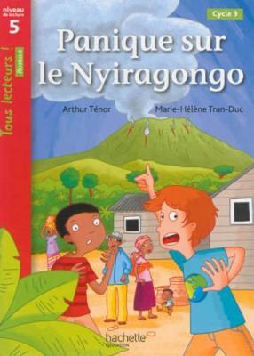 Panique sur le Nyiragongo (Paperback)