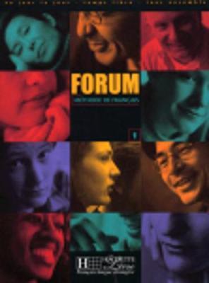Forum: Livre de l'eleve 1 (avec carnet de route) (Paperback)
