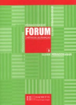 Forum: Forum Guide Pedagogique (Paperback)