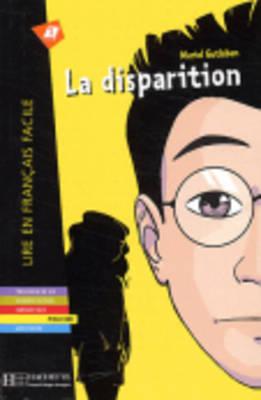 La Disparition (Paperback)