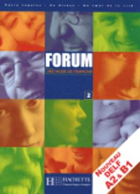 Forum: Livre de l'eleve 2 -  (avec carnet de route) (Paperback)
