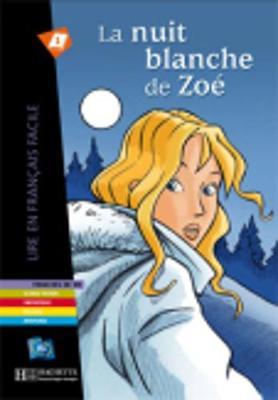 La Nuit Blanche De Zoe - Livre (Paperback)