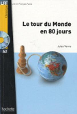 Le Tour du monde en 80 jours - Livre & CD audio MP3
