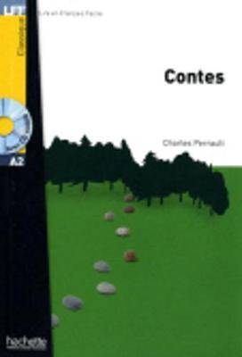 Contes. Livre & CD audio MP3
