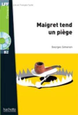 Maigret tend un piege - Livre & CD audio MP3