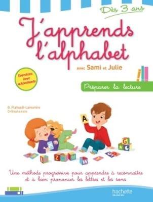 J'apprends l'alphabet avec Sami et Julie (Paperback)