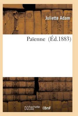 Pa�enne - Litterature (Paperback)