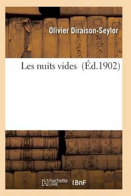 Les Nuits Vides - Litterature (Paperback)