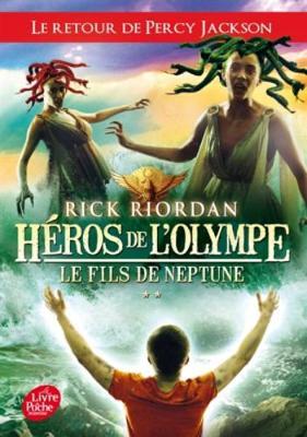 Heros de l'Olympe 2/Le fils de Neptune (Paperback)