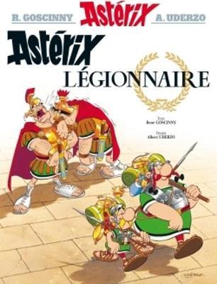 Asterix legionnaire (Hardback)