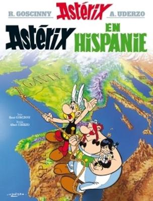 Asterix en Hispanie (Hardback)