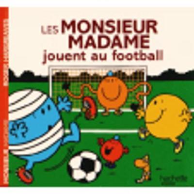 Collection Monsieur Madame (Mr Men & Little Miss): Les Monsieur Madame jouent au (Paperback)