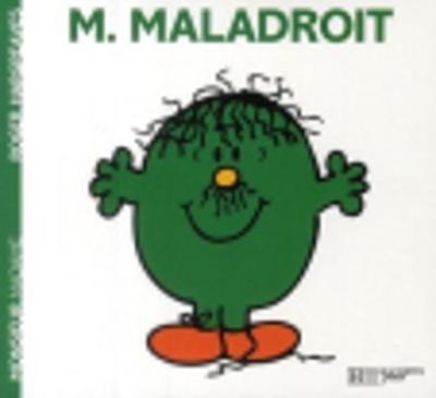 Collection Monsieur Madame (Mr Men & Little Miss): M. Maladroit (Paperback)