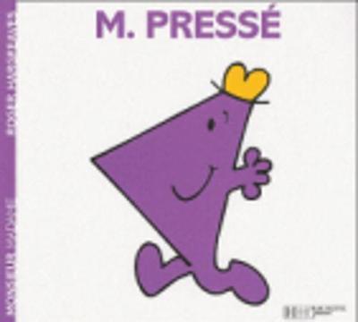 Collection Monsieur Madame (Mr Men & Little Miss): M. Presse (Paperback)