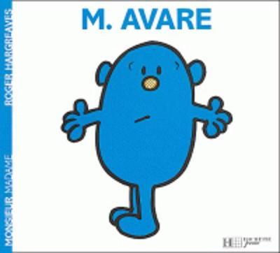 Collection Monsieur Madame (Mr Men & Little Miss): Monsieur avare (Paperback)