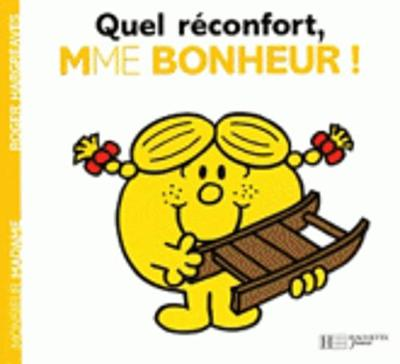 Collection Monsieur Madame (Mr Men & Little Miss): Quel reconfort Madame Bonhe (Paperback)