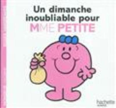 Collection Monsieur Madame (Mr Men & Little Miss): Un dimanche inoubliable pour (Paperback)