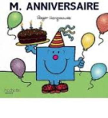 Collection Monsieur Madame (Mr Men & Little Miss): M. Anniversaire (Paperback)