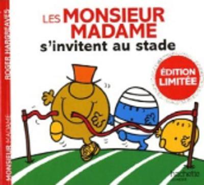 Collection Monsieur Madame (Mr Men & Little Miss): Les Monsieur Madame s'inviten (Paperback)